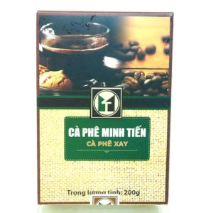 MinhTien-Coffee-Ground200gram