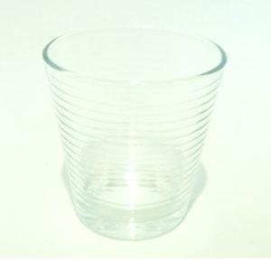 Transparent-cup